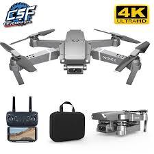 2020 NEW <b>E68 Drone</b> HD wide angle 4K <b>WIFI</b> 1080P <b>FPV Drones</b> ...