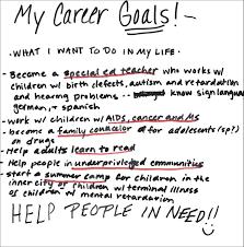 setting goals our daughter jill shares ideas cordell parvin blog setting goals our daughter jill shares ideas