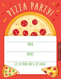 pizza party invitations com pizza party invitations as terrific party invitation template designs for you 2811164