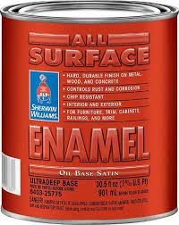 Краска <b>Sherwin</b>-<b>Williams All Surface</b> Enamel Oil Base Satin | купить ...