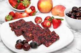 <b>Strawberry</b> Cherry Apple Chia Bars - Our Sweetly Spiced Life