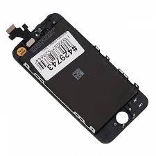 <b>Дисплей</b> с тачскрином для <b>iPhone</b> 5 <b>Longteng</b>, черный купить в ...