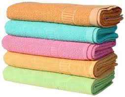 Buy XY DECOR 300 GSM <b>Cotton</b> Hand <b>towel</b> ( <b>5 pieces</b> , Multi ...