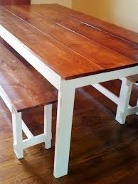 rustic dining table via ana white build your own rustic furniture