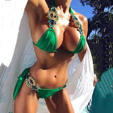 Gorgeous Bikinis Set <b>Sexy Swimwear Women Bikini</b> Set Push up ...