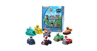 <b>Paw Patrol</b> Snow Slide <b>Toys Set</b> Children Figures <b>Toys</b> - Dog Patrols ...