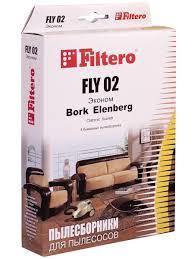 <b>Filtero FLY 02</b> Эконом, 4 шт., <b>мешки</b>-<b>пылесборники</b> ROWENTA ...