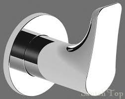 <b>Крючок Art&Max Saffo</b> AM-8654 одинарный хром - купить в ...