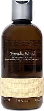 Aromatic Wood <b>Ароматическое масло для ванны</b> и массажа