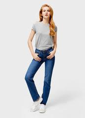 Купить <b>Базовые джинсы Straight Fit</b> LPD102-D4 O'stin в Минске ...