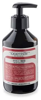 Togethair Color Hair MeetRed Оттеночная <b>маска для волос Красный</b>