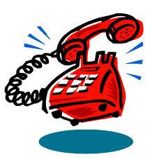 Resultado de imagem para Escrevendo à secretária-Um telefone que toca