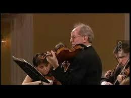 <b>Mozart</b> - Violin Concerto No 2 in D major; <b>Gidon Kremer</b> ...