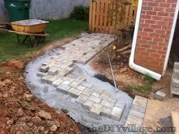 decoration pavers patio beauteous paver:  delightful design curved pavers endearing paver path