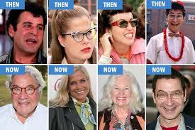 Grease cast then and now – where are Danny, Sandy, Rizzo and ...