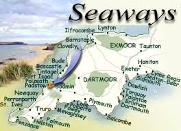 bed and breakfast accommodation in polzeath, cornwall seaways Polzeath Map Polzeath Map #14 polzeath map google
