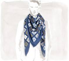 "Follow Up Hermes <b>double</b>-<b>sided</b> silk, <b>wool and cashmere</b> scarf, 9"" x ..."