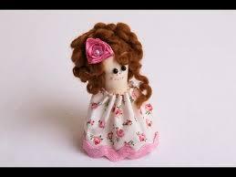Игрушка-кукла своими руками: Miadolla - прически для куколки из ...