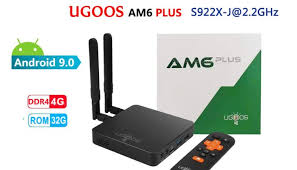 TV-Box <b>UGOOS AM6 Plus</b> S922X-J | TeraNews.net