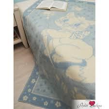 Детское одеяло kotenok цвет: голубой (100х140 см) <b>арлони</b> без ...