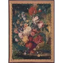 Купить гобеленовую <b>картину</b> с цветами. <b>Натюрморты</b> на гобелене