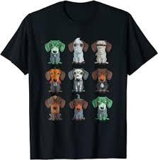 Amazon.com: <b>Dachshund Halloween T</b>-<b>Shirt Funny</b> Weiner Gift Shirt ...
