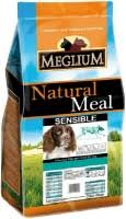<b>Meglium Natural</b> Meal Adult Sensible Breeders Lamb 3 кг – купить ...