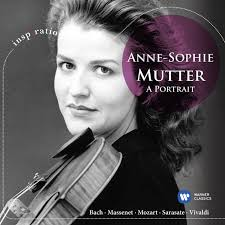 Anne-<b>Sophie Mutter</b> - A Portrait (International Version) - Album by ...