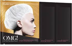 double dare omg hair up bow pin light pink заколки для фиксации волос во время косметических процедур нежно розовые