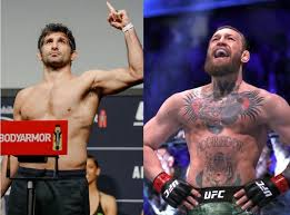 '<b>Conor is the</b> #1 contender, let's go guys' - Beneil Dariush says ...