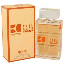 Boss <b>Orange Feel</b> Good Summer by <b>Hugo Boss</b> Eau De Toilette ...