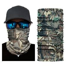 Outdoor Riding Mask Camouflage Sports Quick-Drying Seamless ...