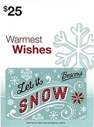 Amazon.com: Boscovs Holiday Gift Card $25: Gift Cards