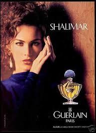 Guerlain Shalimar <b>Perfume</b> Pretty Woman Photo (1992) | Ads that ...