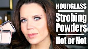 <b>HOURGLASS STROBING</b> POWDERS | Hot or Not - YouTube