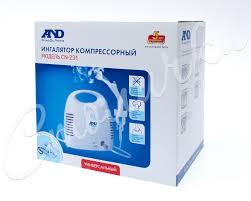 Эй Энд Ди <b>Ингалятор CN-231</b> компрессорный цена в Москве от ...