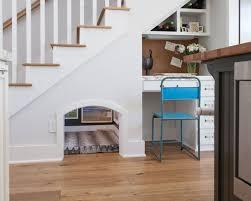 60 unbelievable under stairs storage space solutions love the doggiecat or kid space under area homeoffice homeoffice interiordesign understair