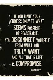 Dont compromise | Quotes | Pinterest via Relatably.com