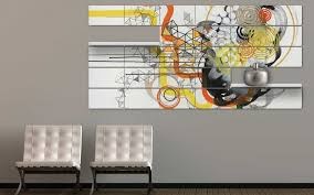riveli a unique office wall art and display system art for office walls