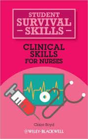 Clinical <b>Skills</b> for Nurses by <b>Claire Boyd</b>, Paperback   Barnes & Noble