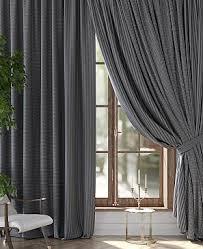 Комплект полотенец томдом имренто <b>темно серый</b>
