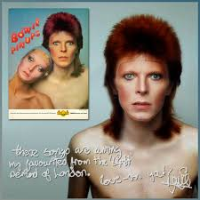 <b>Pin</b> Ups album is 45 today — <b>David Bowie</b>