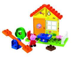 <b>Конструктор</b> Свинка <b>Пеппа</b> PlayBig Bloxx