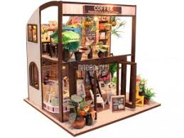 <b>Конструктор DIY House Coffee</b> House M027 9-58-011380