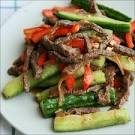Салат болгарский с говядиной рецепт с фото