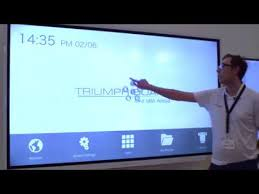 <b>TRIUMPH BOARD</b> Interactive UHD Flat Panels - New Features ...