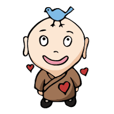 <b>Little Monk</b> (Part One) – LINE stickers | LINE STORE
