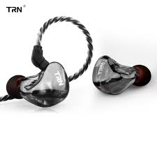 <b>TRN X6 6BA</b> Driver Unit In Ear <b>Earphone</b> HIFI Monitor IME 2pin ...