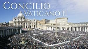 Resultado de imagen de concilio vaticano ii