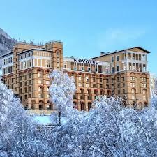 Hotels of <b>Krasnaya</b> Polyana — the Official booking | Gorky Gorod ...